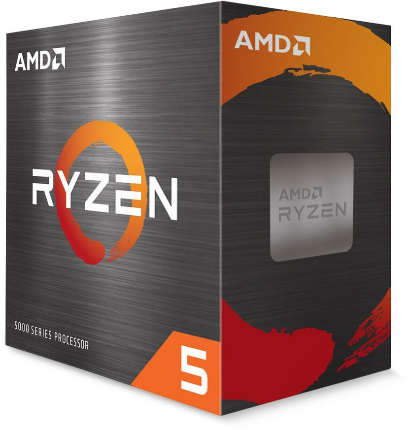 AMD Ryzen 5 5600X 3.7GHz Socket AM4 Prosessor