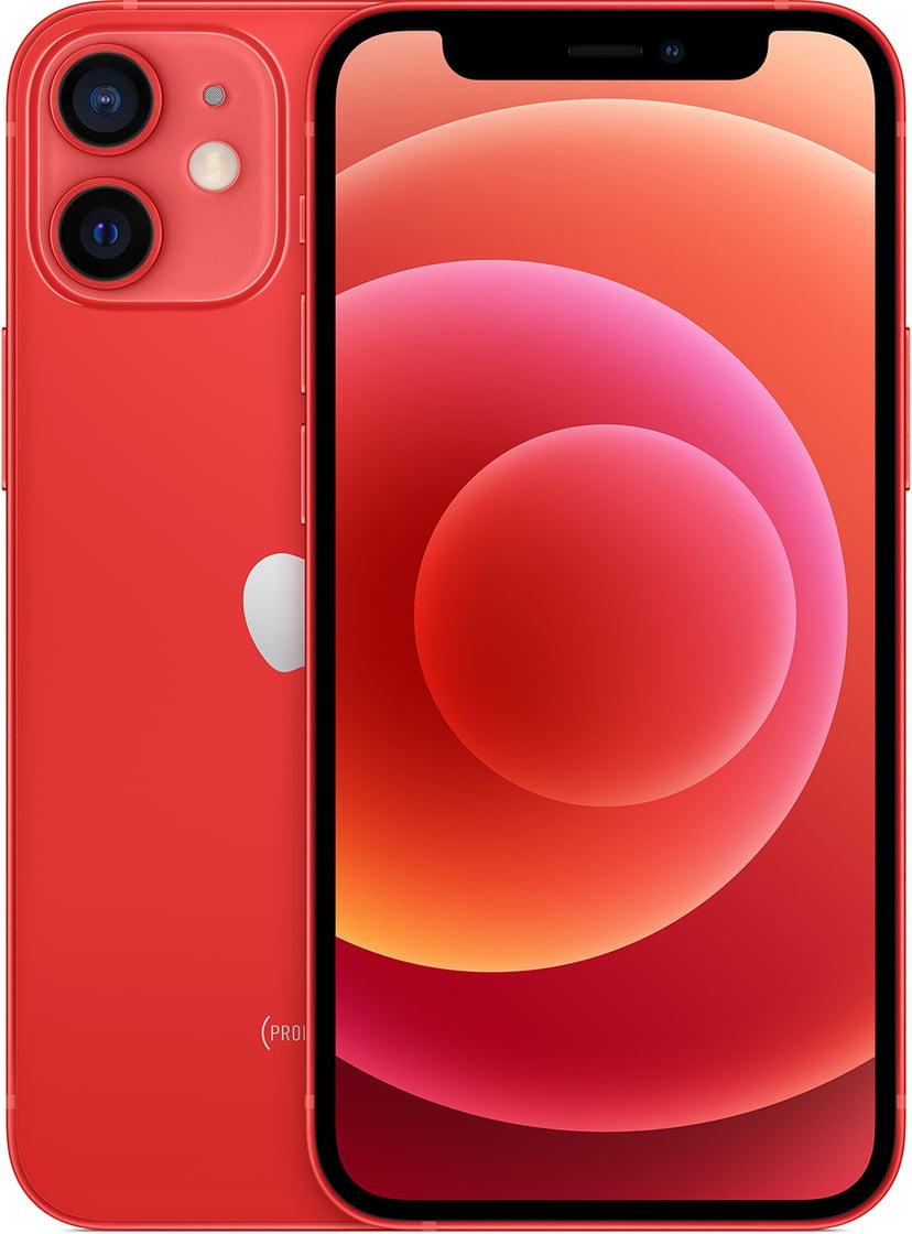 Apple iPhone 12 mini 256GB Röd