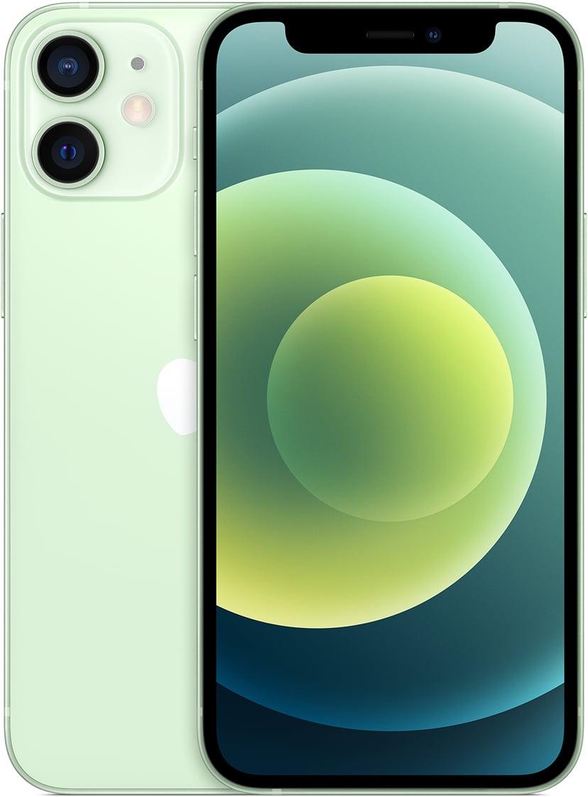 Apple iPhone 12 mini 256GB Grønn