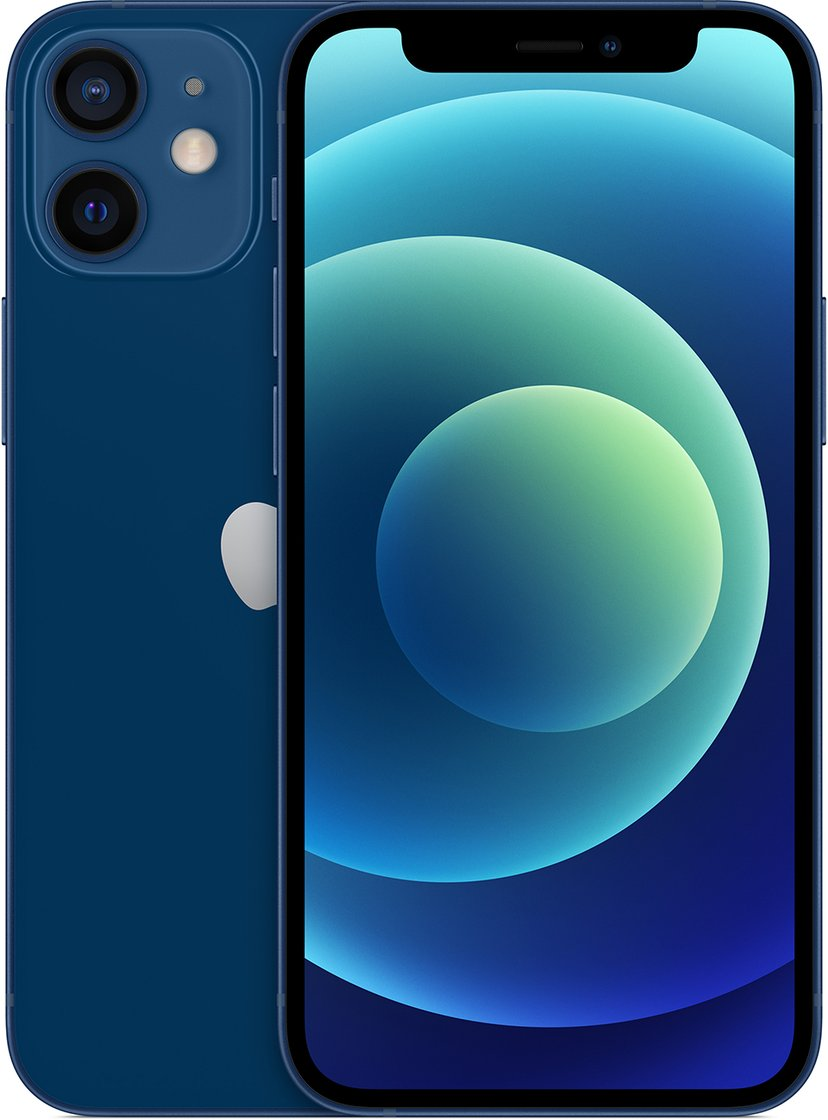Apple iPhone 12 mini 256GB Sininen