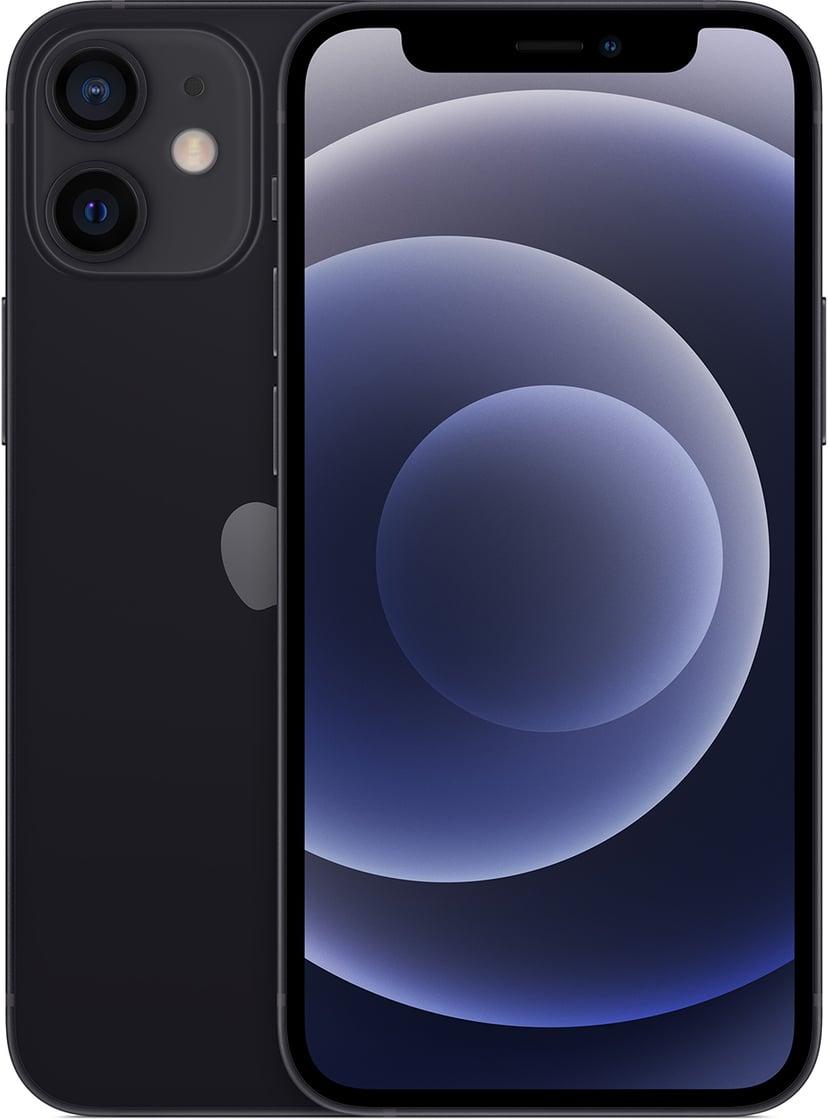 Apple iPhone 12 mini 256GB Svart