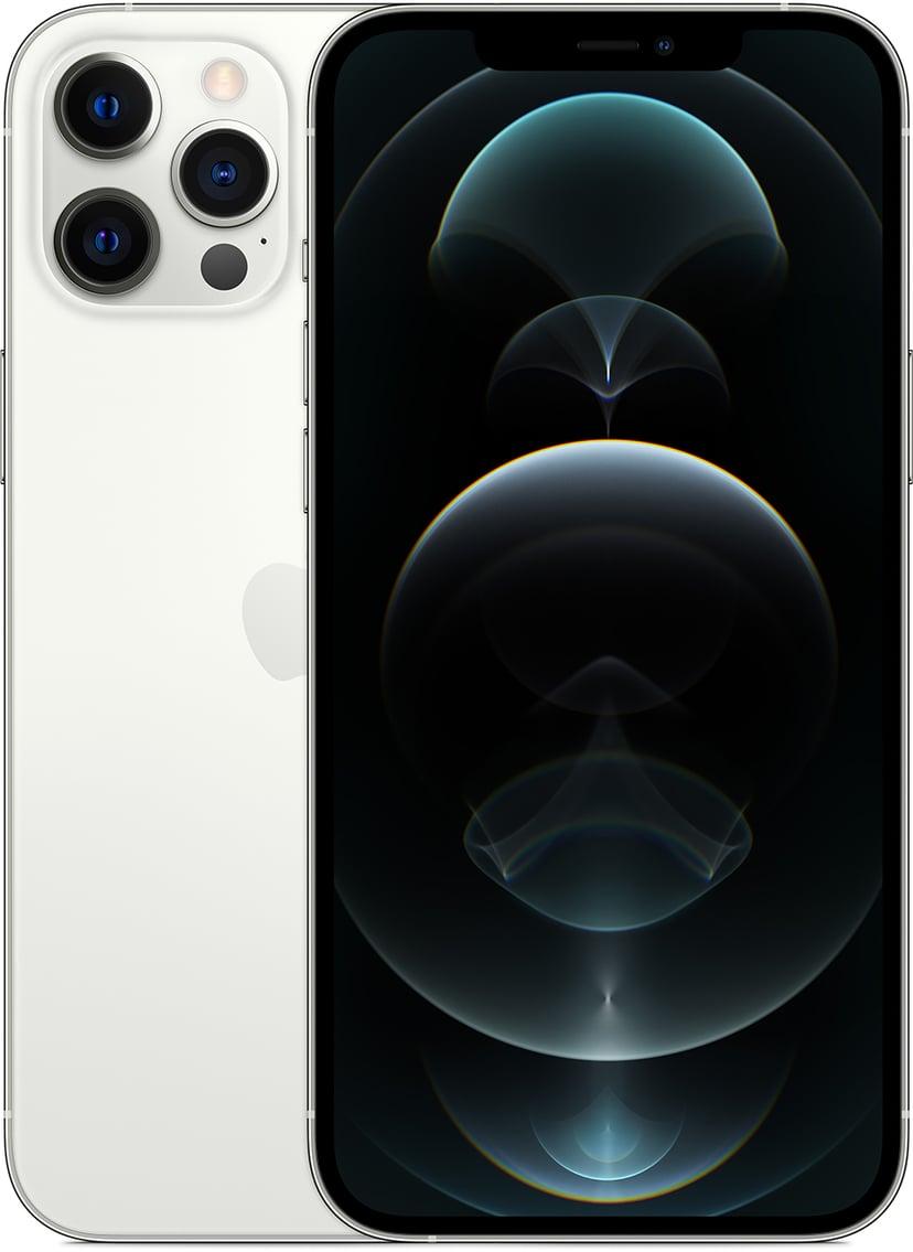 Apple iPhone 12 Pro Max 128GB Sølv