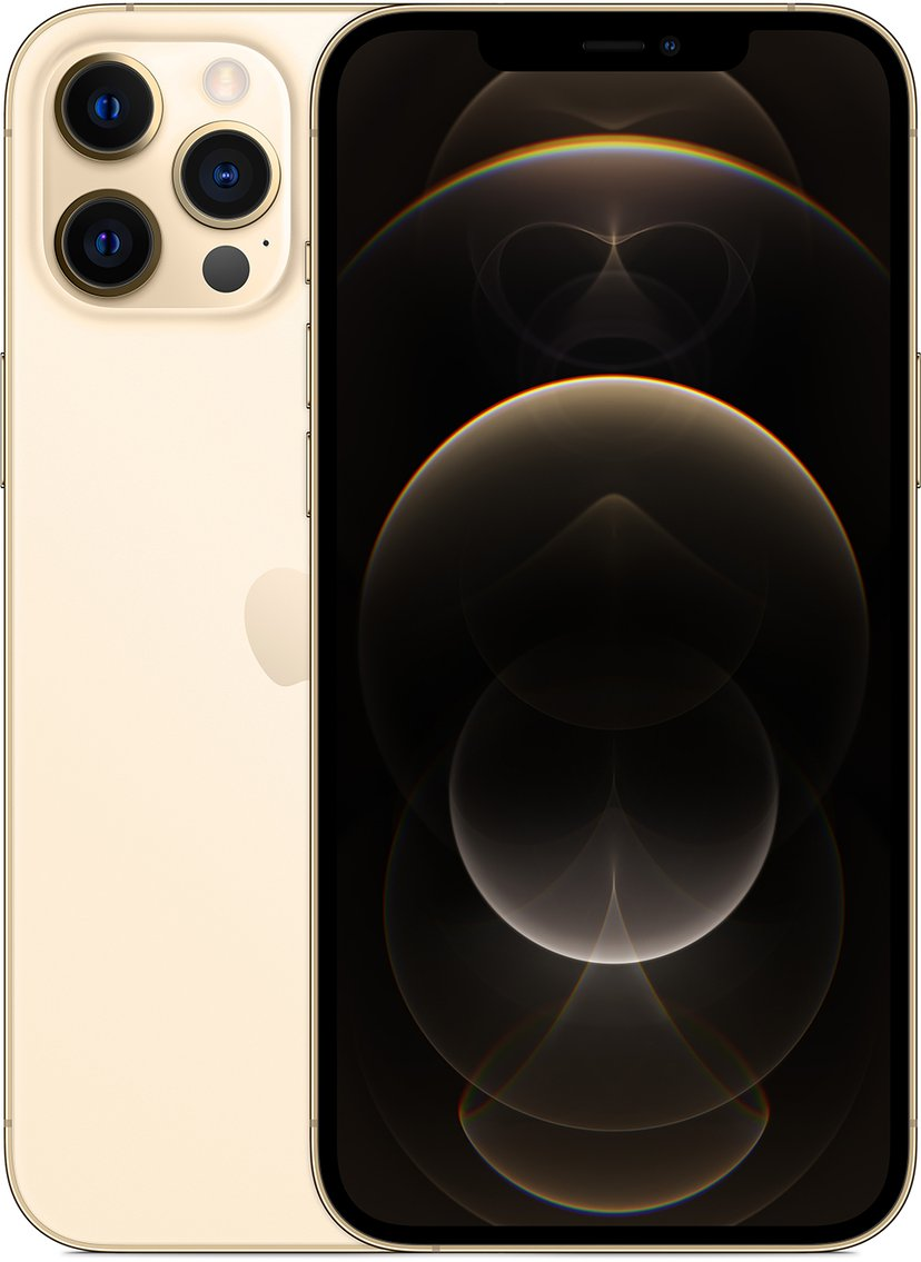 Apple iPhone 12 Pro Max 128GB Guld