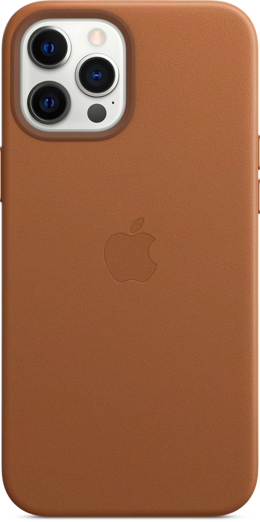 Apple Leather Case with MagSafe iPhone 12 Pro Max Salbrun