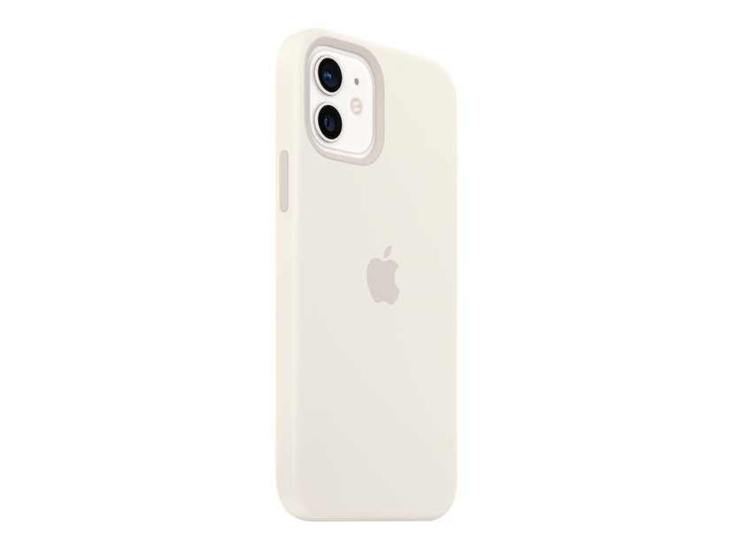 Apple Silicon Case with MagSafe iPhone 12, iPhone 12 Pro Wit