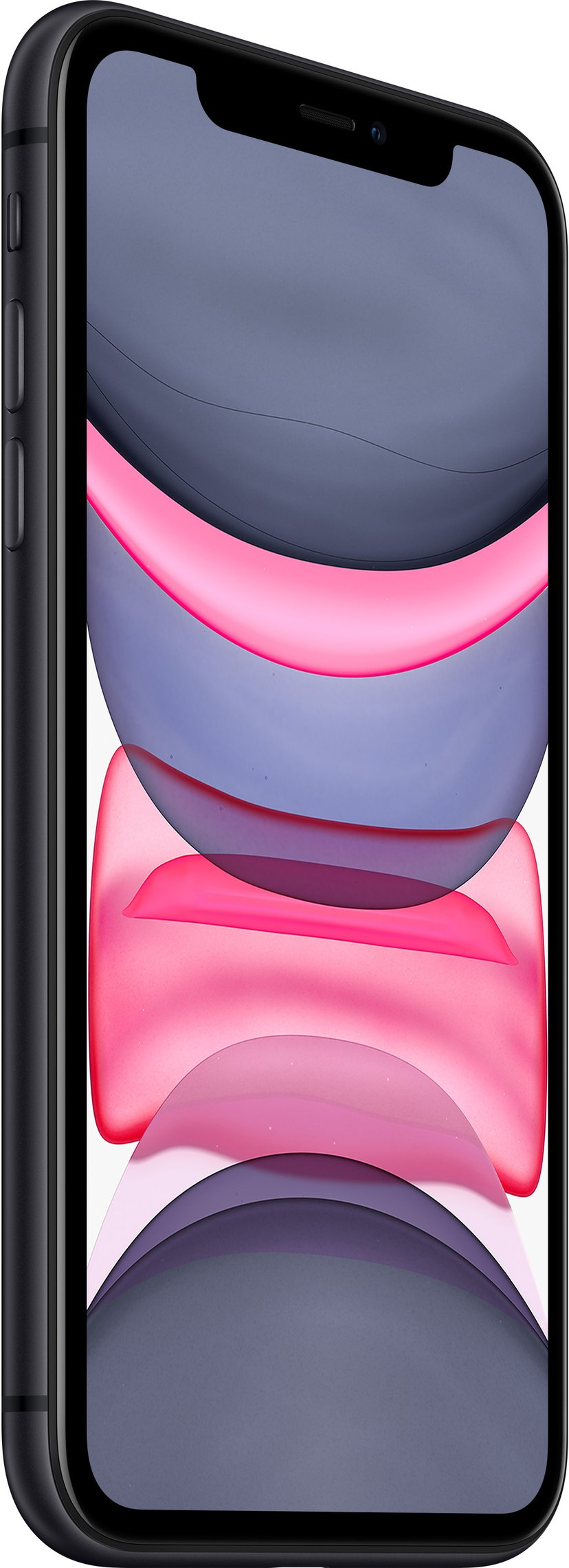 Apple iPhone 11 128GB Sort