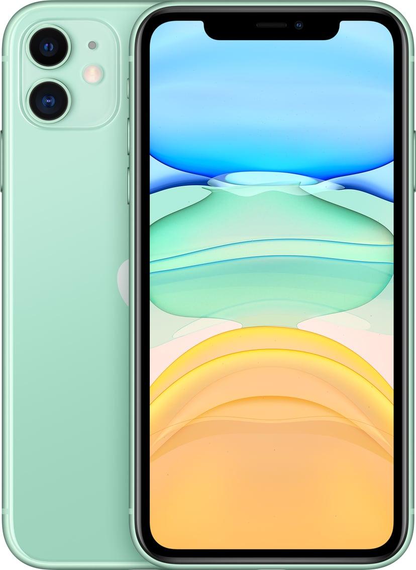 Apple iPhone 11 256GB Grön