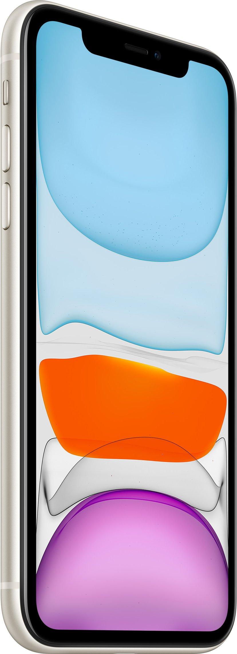 Apple iPhone 11 64GB Hvid