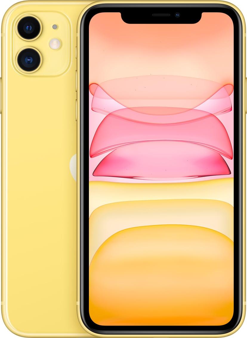 Apple iPhone 11 128GB Gul