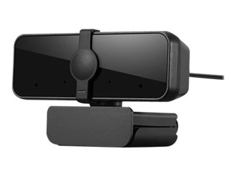 Lenovo Essential Full HD Webcam 1920 x 1080 Nettkamera Svart