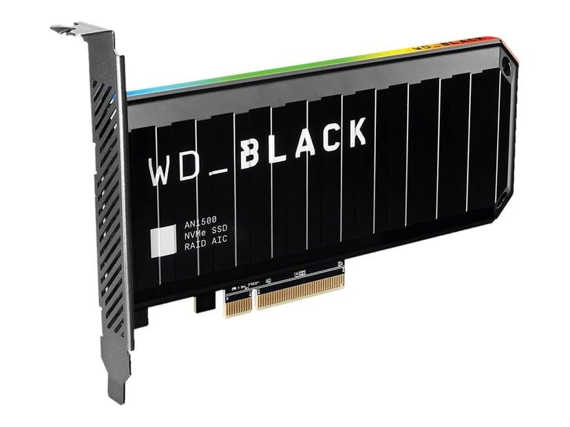 WD Black AN1500 1,000GB PCIe-kort PCI Express 3.0 x8 (NVMe)