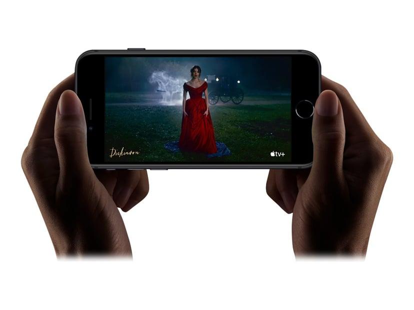 Apple iPhone SE (2020) 256GB Svart