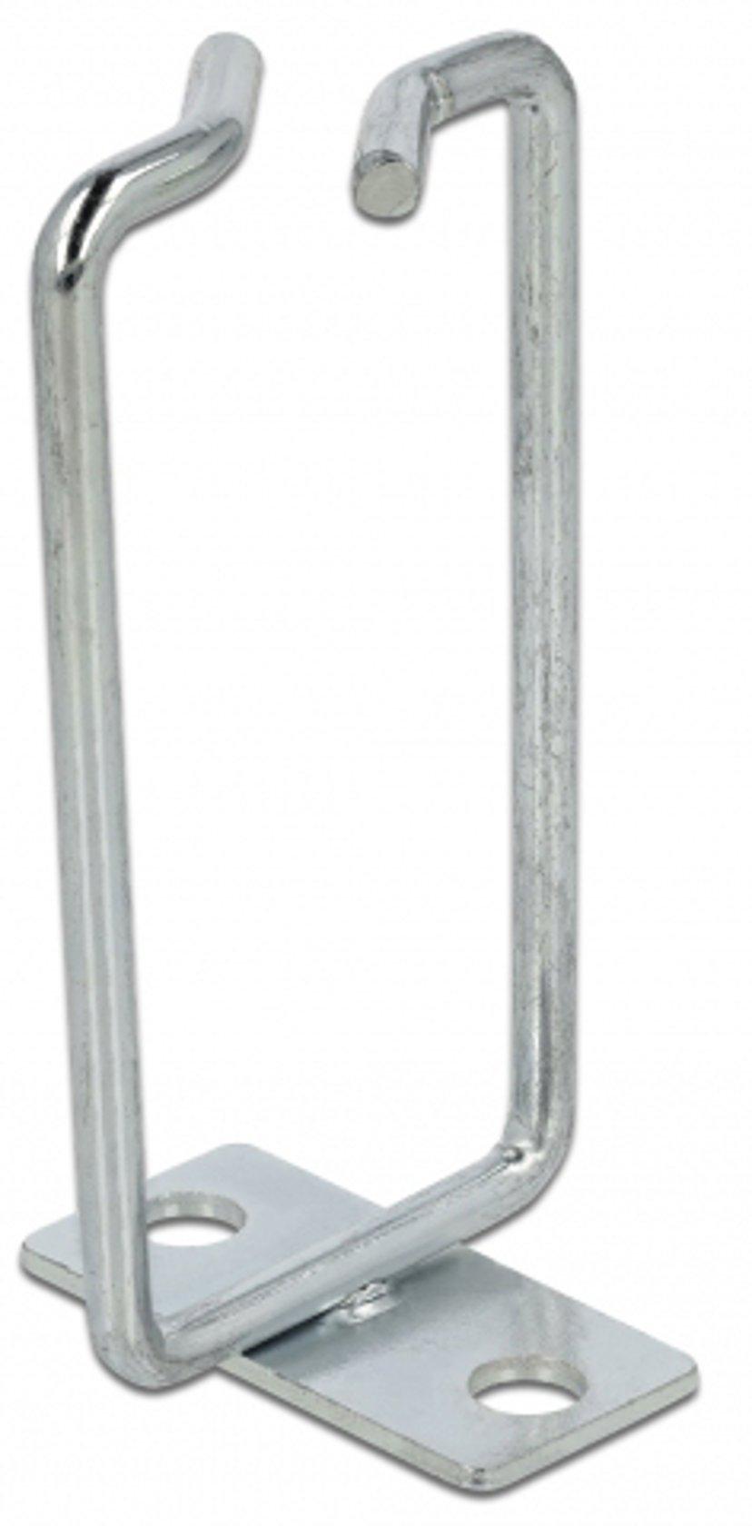 Delock Kabelgenomföring för rack 80X40MM