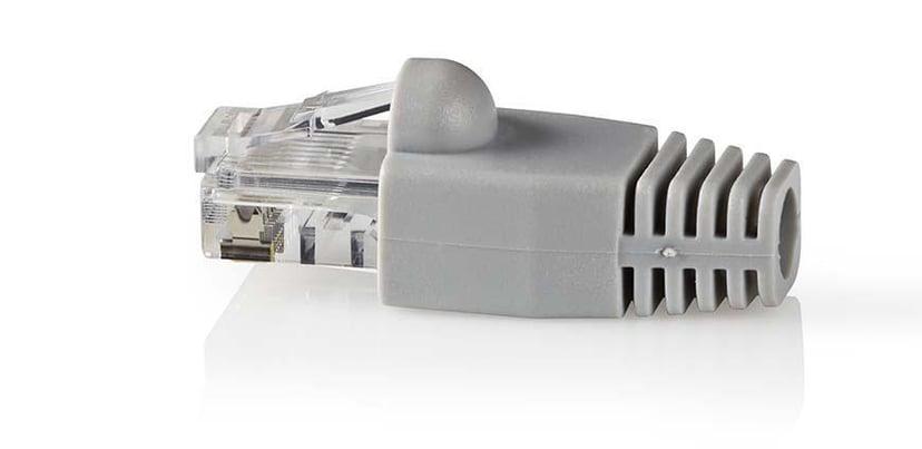 Nedis Network Connector CAT6 UTP RJ45 10-pack