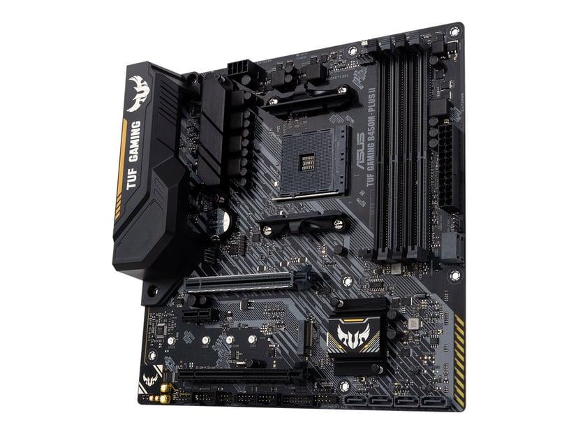 ASUS TUF GAMING B450M-PLUS II Micro ATX Moderkort