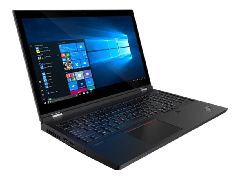 "Lenovo ThinkPad P15 G1 Core i7 16GB 512GB SSD Oppgraderbar til WWAN 15.6"""
