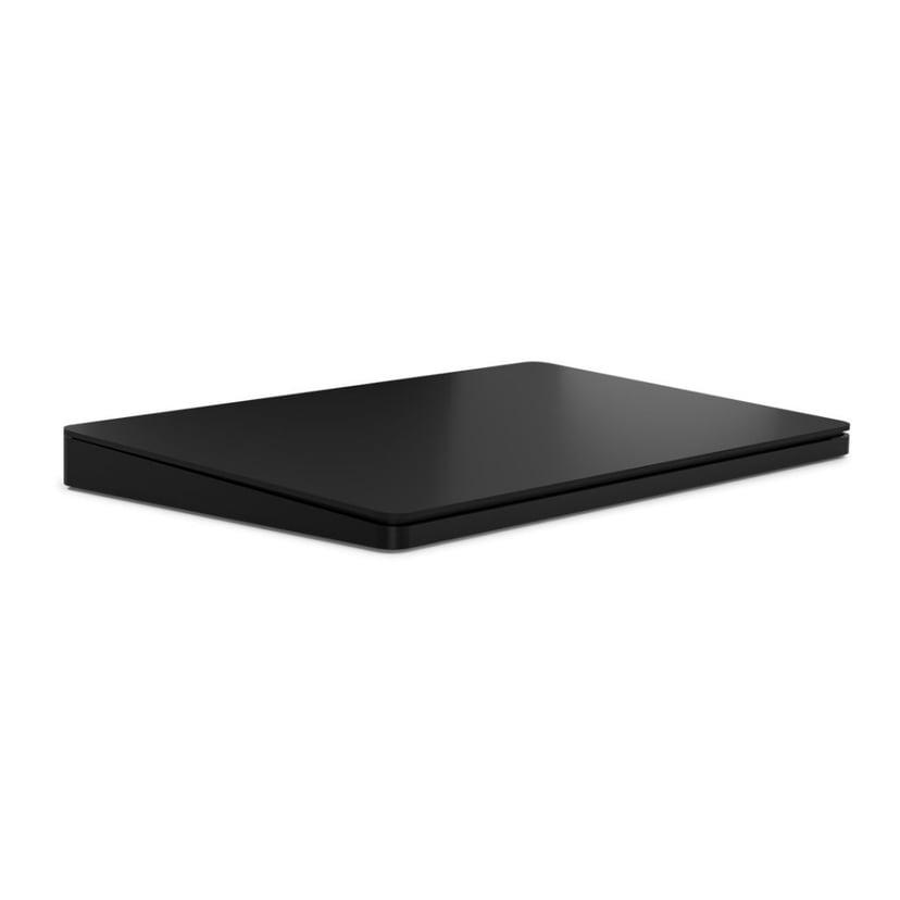 Brydge W-Touch Aluminum Desktop Trackpad For Win Bluetooth Styrepute Trådløs Svart
