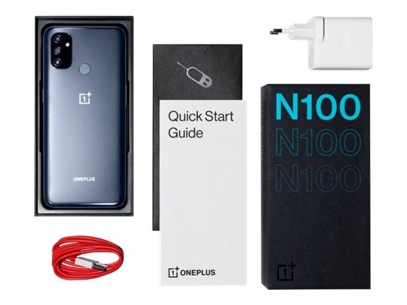 OnePlus Nord N100 64GB Dual-SIM Midnatsfrost