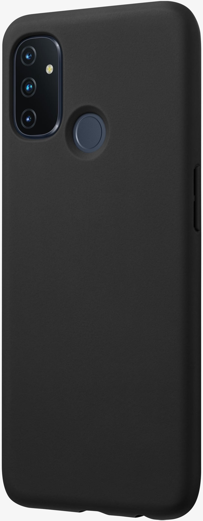 OnePlus Bumper Case OnePlus Nord N100 Musta
