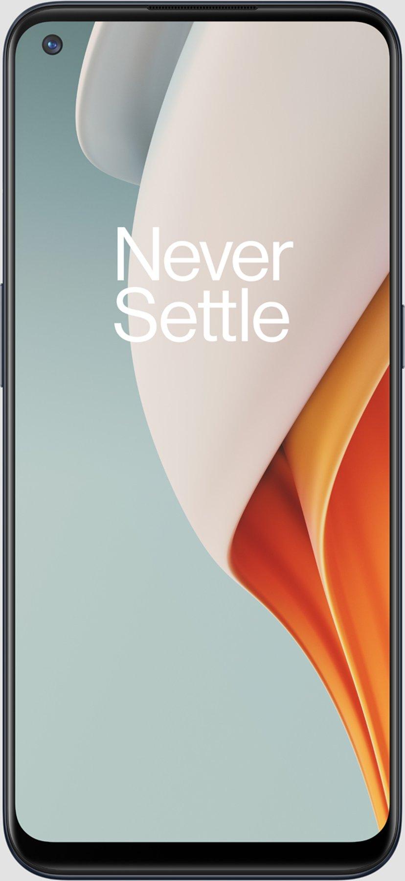 OnePlus Nord N100 64GB Dual-SIM Midnattsfrost
