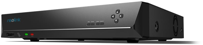 Reolink RLN16-410 5MP 16-Channel PoE NVR 400W 3TB