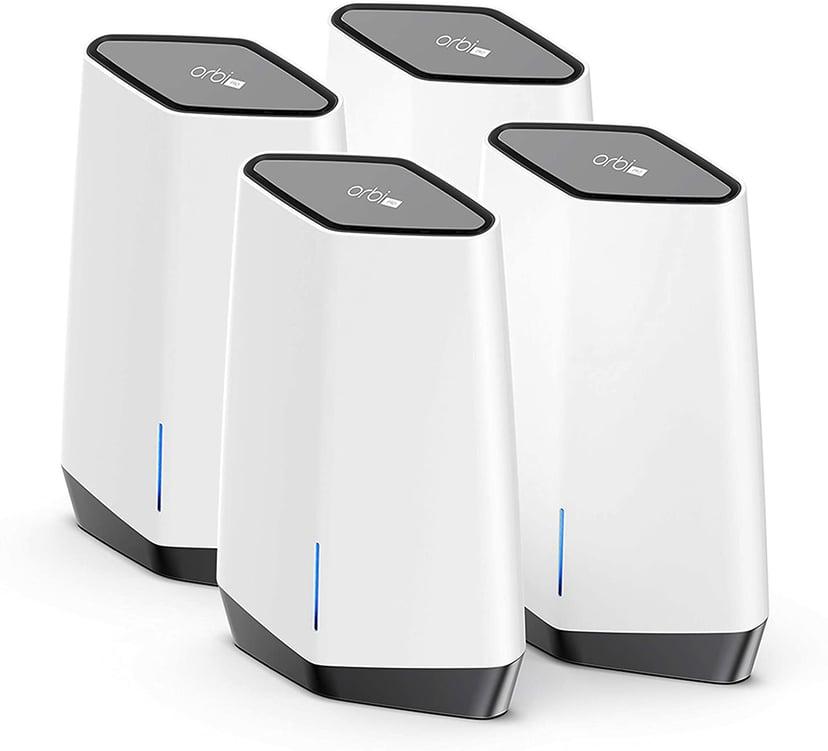 Netgear Orbi Pro WiFi 6 AX6000 System 4-pack