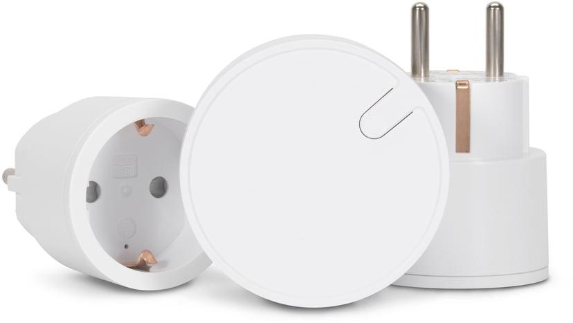 Nexa BLE-1915/SET 1 x Smart Hub, 2 x Mini Plug