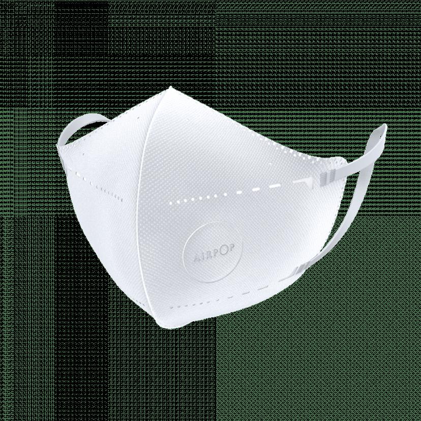 Airpop Pocket Mask NV Hvid 4-Pack