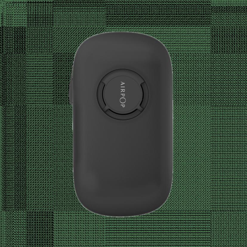 Airpop Oppbevaringsboks Gen 2 Sort - Pocket Mask