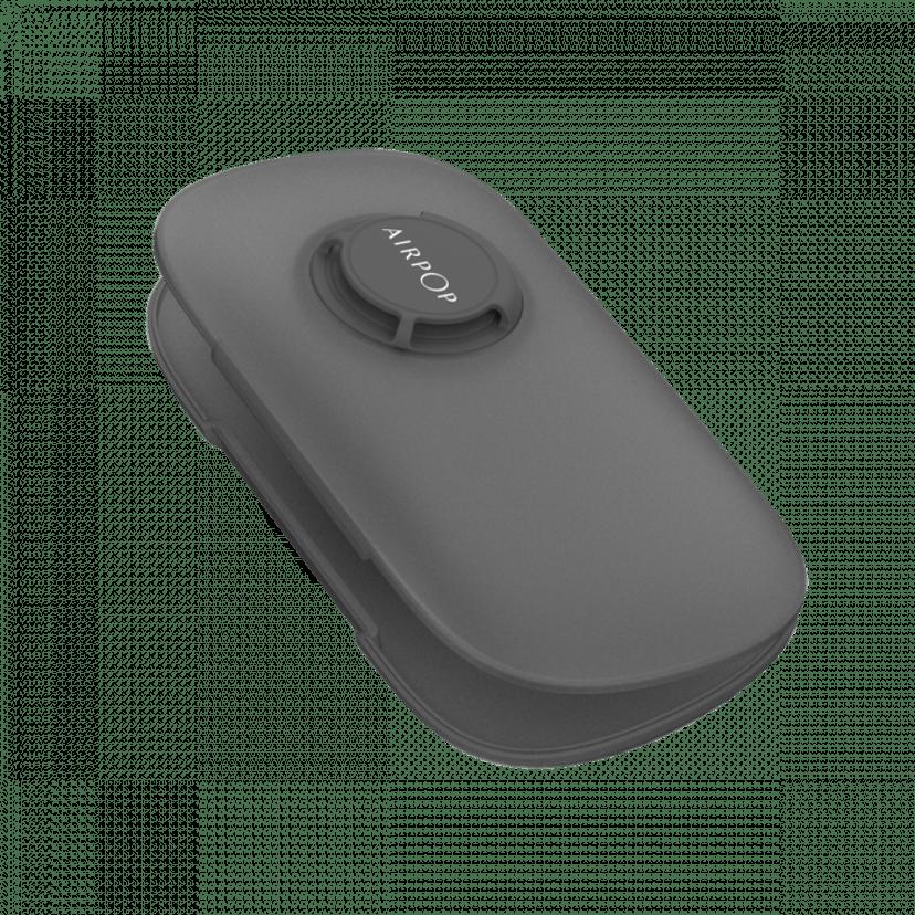 Airpop Förvaringbox Gen 2 Svart - Pocket Mask