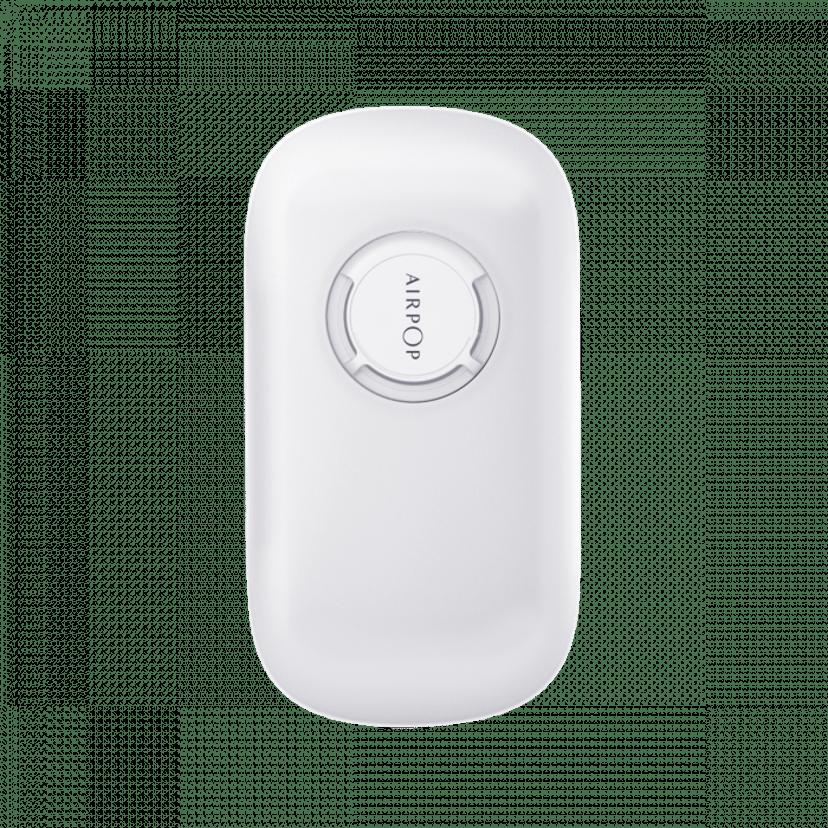 Airpop Opbevaringsboks Gen 2 Hvid - Pocket Mask