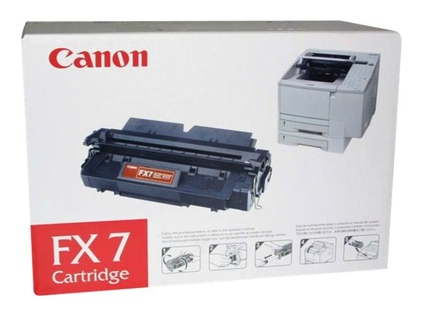 Canon Toner Svart FX-7 - L2000