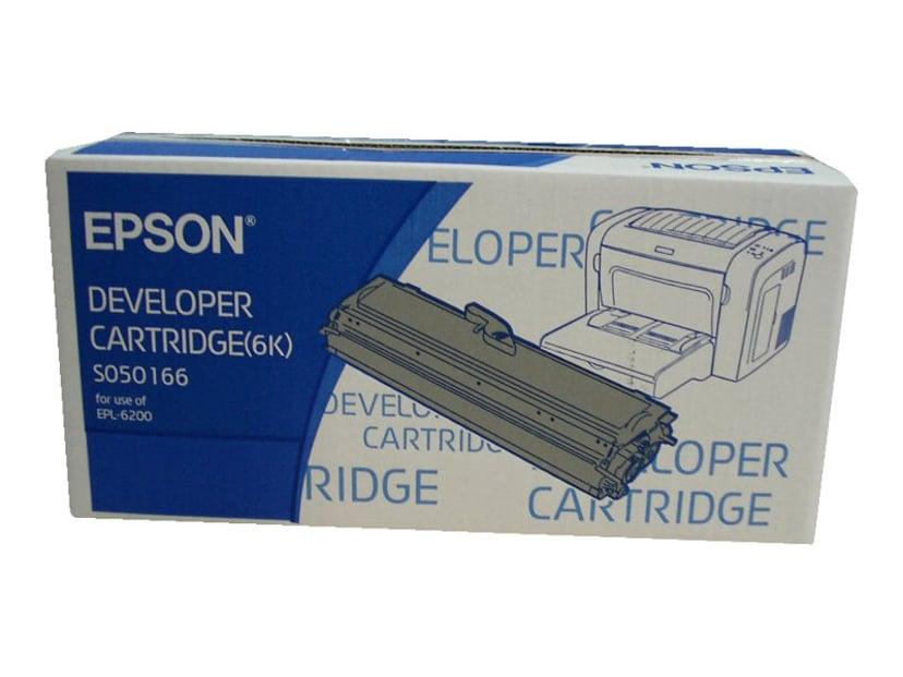 Epson Toner Sort 6k - EPL-6200