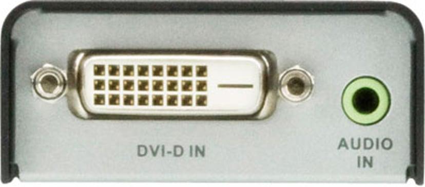 Aten Vancryst Ve600A DVI Extender With Audio