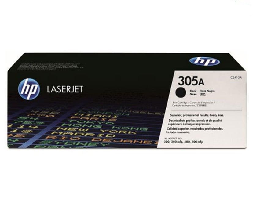 HP Toner Svart 305A 2.2K - CE410A