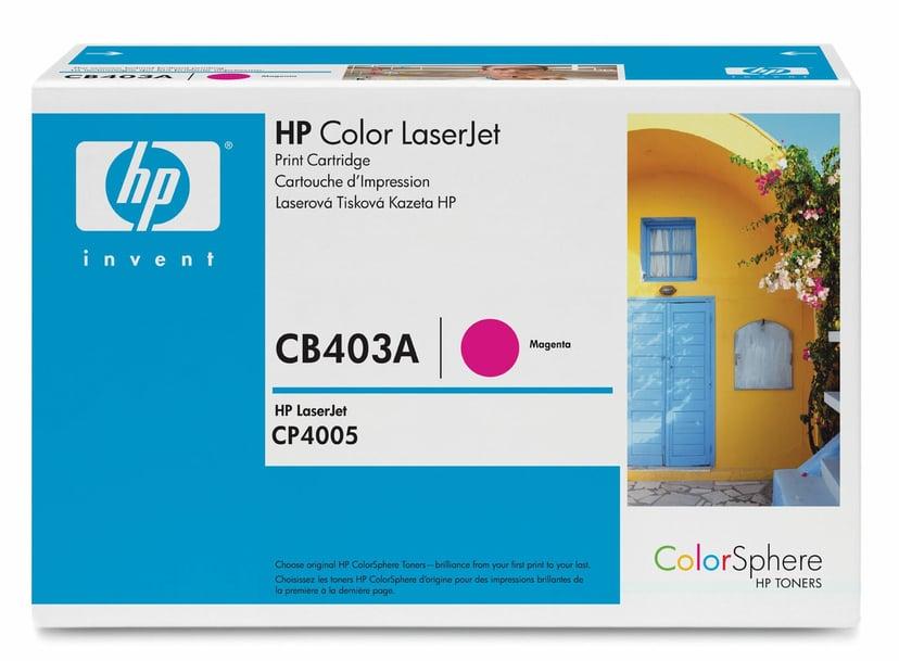 HP Toner Magenta 7.5K - CB403A
