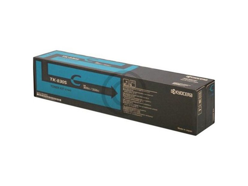 Kyocera Toner Cyan TK-8350C 15k - TASKalfa 3051CI