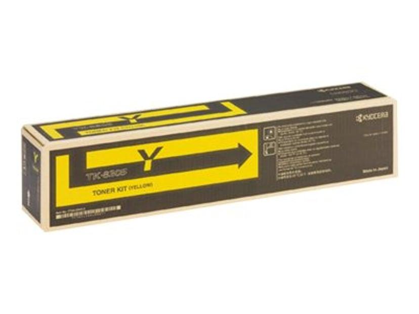 Kyocera Toner Gul TK-8305Y 15k - TASKalfa 3051CI