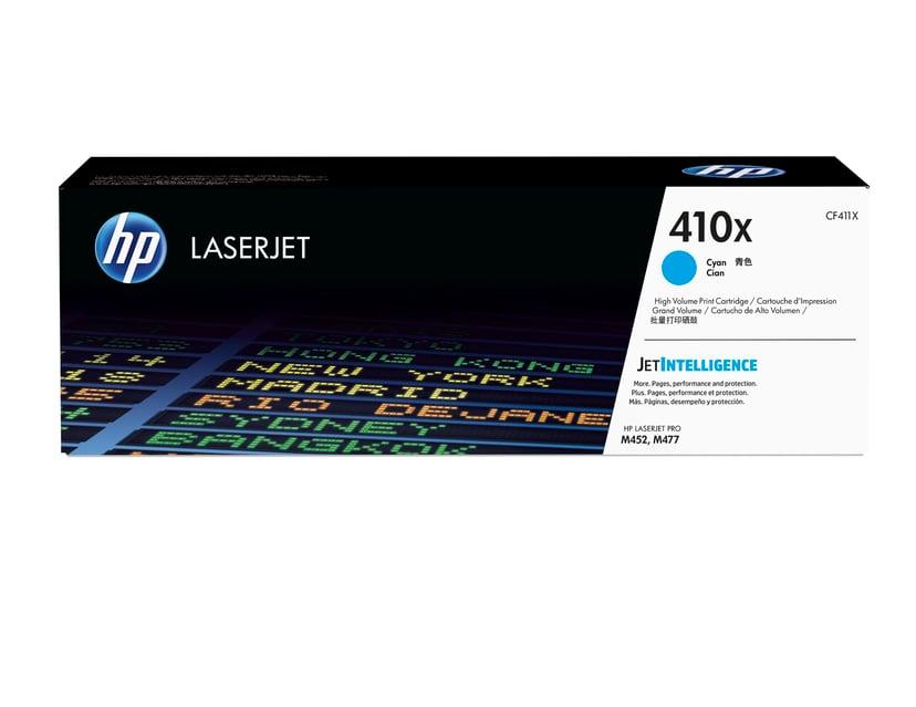 HP Toner Cyan 410X 5K - CF411X