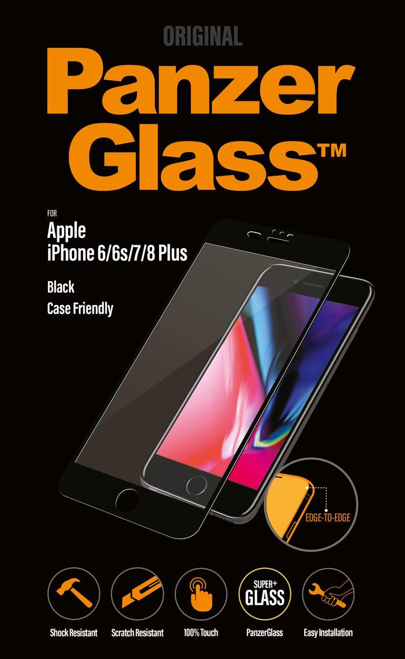 Panzerglass  iPhone 6 Plus/6s Plus, iPhone 7 Plus, iPhone 8 Plus