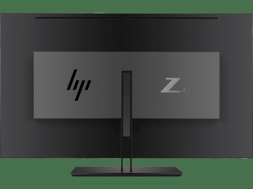 """HP Z43 42.5"""" 3840 x 2160 16:9"""