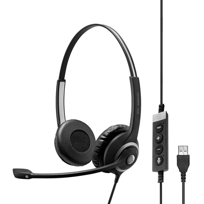 EPOS | SENNHEISER IMPACT SC260-II USB MS Svart