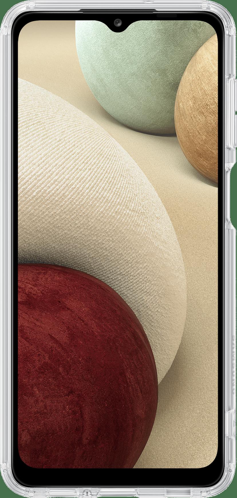 Samsung Soft Clear Cover EF-QA125 Samsung Galaxy A12 Transparent
