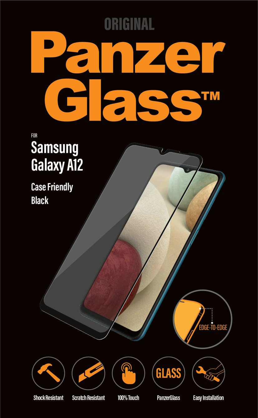 Panzerglass Case Friendly Samsung Galaxy A12