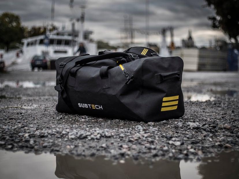 Subtech Sports Pro Drybag 100L Svart