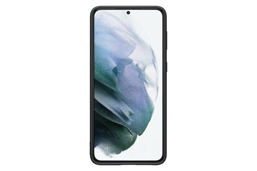 Samsung Silicone Cover EF-PG996 Svart Samsung Galaxy S21+