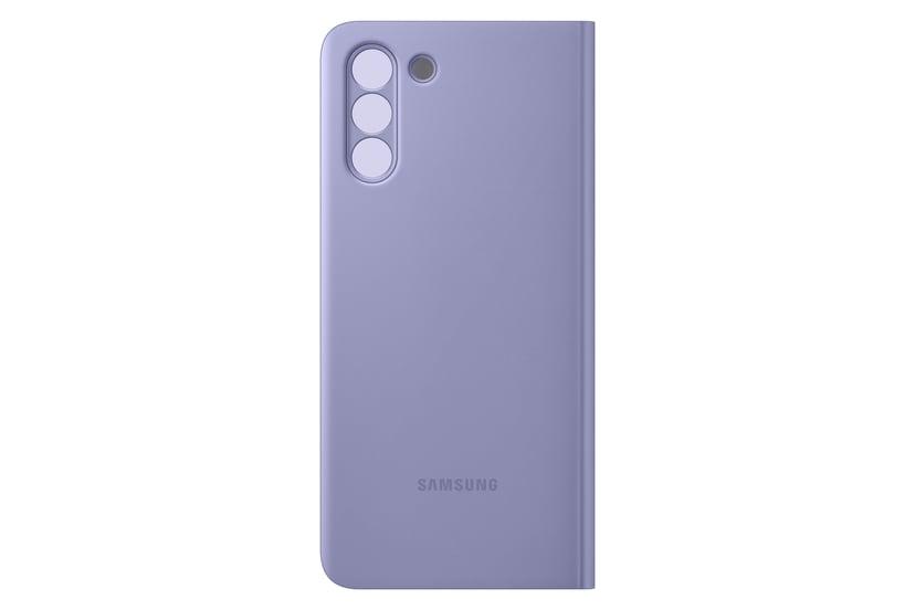 Samsung Smart Clear View Cover EF-ZG996 Violett Samsung Galaxy S21+