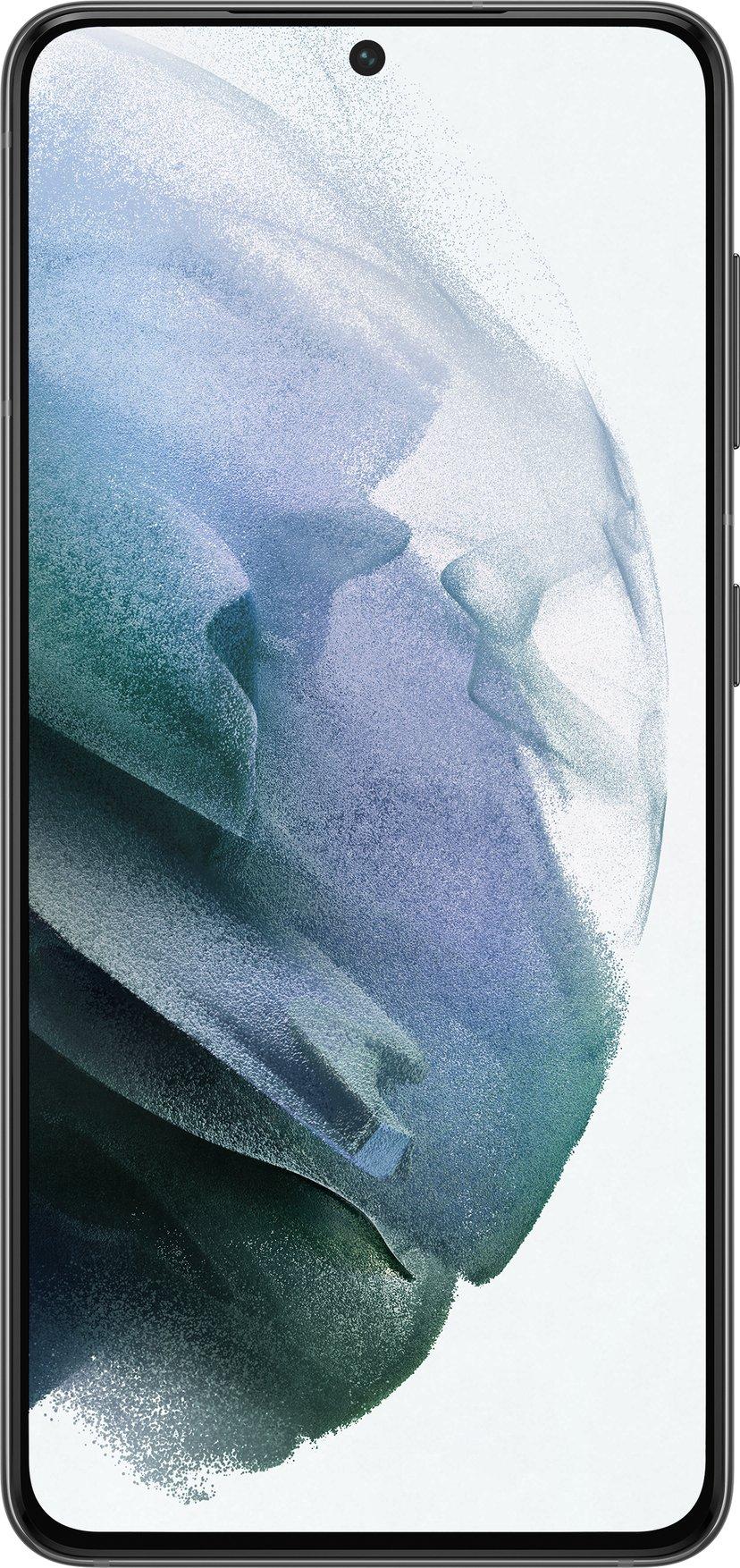 Samsung Galaxy S21 5G Enterprise Edition 128GB Dual-SIM Fantom grå