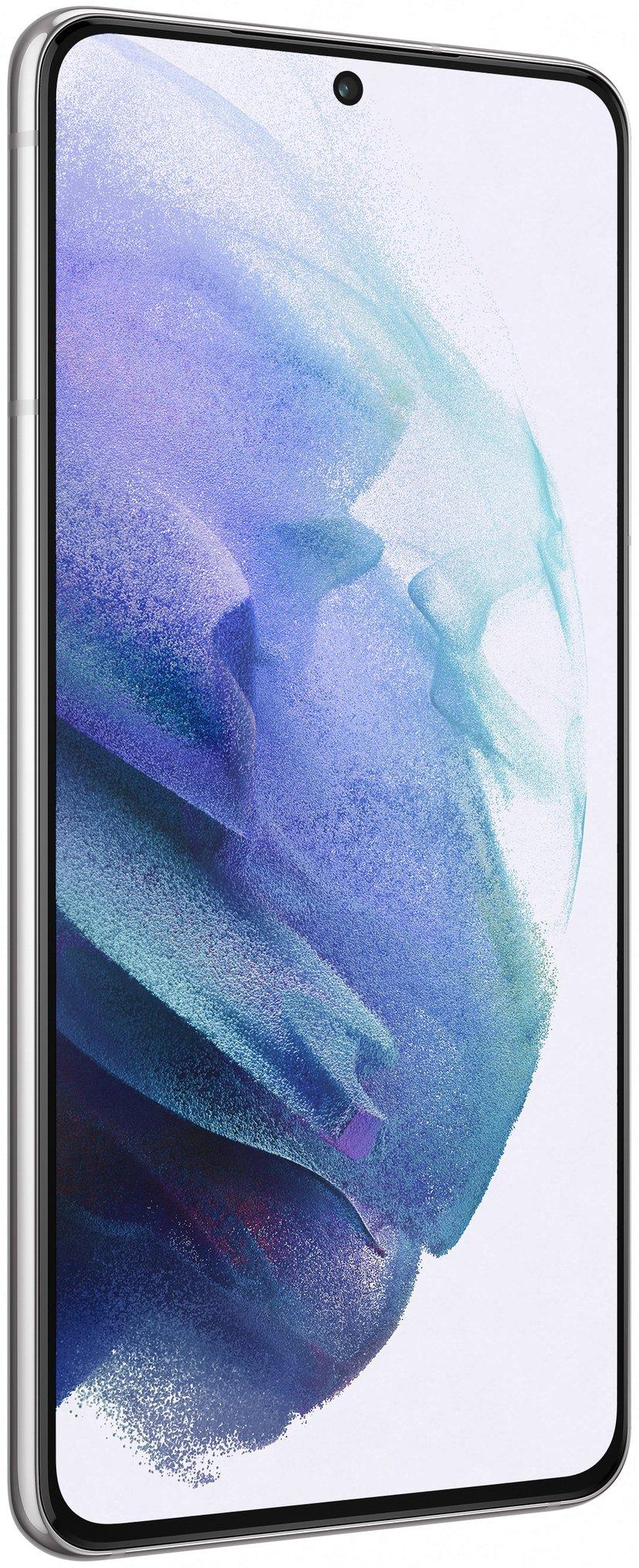Samsung Galaxy S21 5G 256GB Dual-SIM Vit