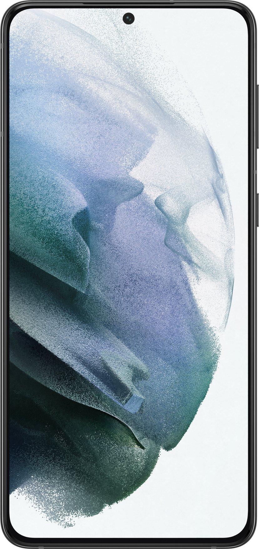 Samsung Galaxy S21+ 5G 128GB Dual-SIM Fantomsvart